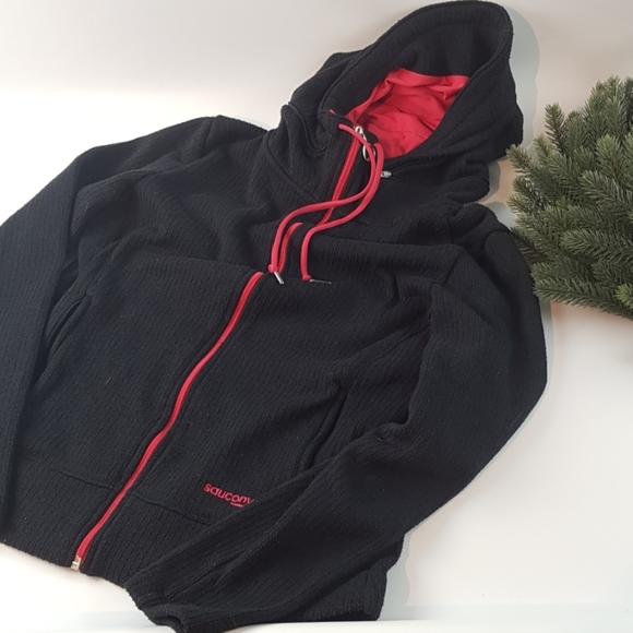 Saucony Jackets & Blazers - Saucony womens medium running workout jacket